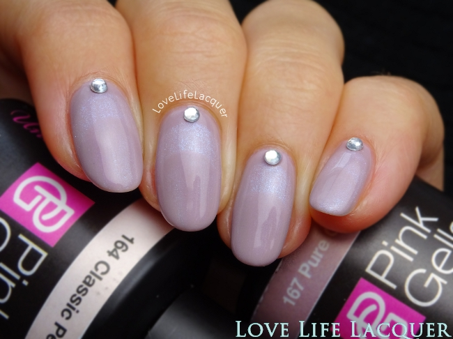 Love life lacquer pink gellac uncovered1 ruffian nail art pink gellac uncovered1 ruffian nail art prinsesfo Images