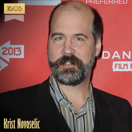 16 de mayo | Krist Novoselic - @KristNovoselic | Info + vídeos