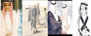 طفولة عبدالعزيز بن فهد