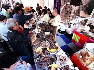 Festa del Cioccolato sul Sentierone 2016