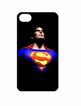 Funda iPhone 4 Superman Legend
