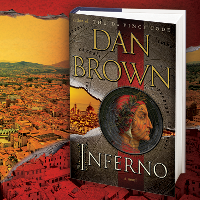 Dan Brown's Latest novel Inferno