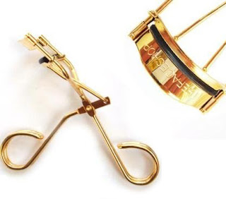 The Faceshop gold eyelash curler