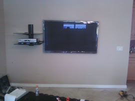 TV & Shelf mount install Service in Tampa, Hillsborough