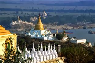 Myanmar trip to Sagaing
