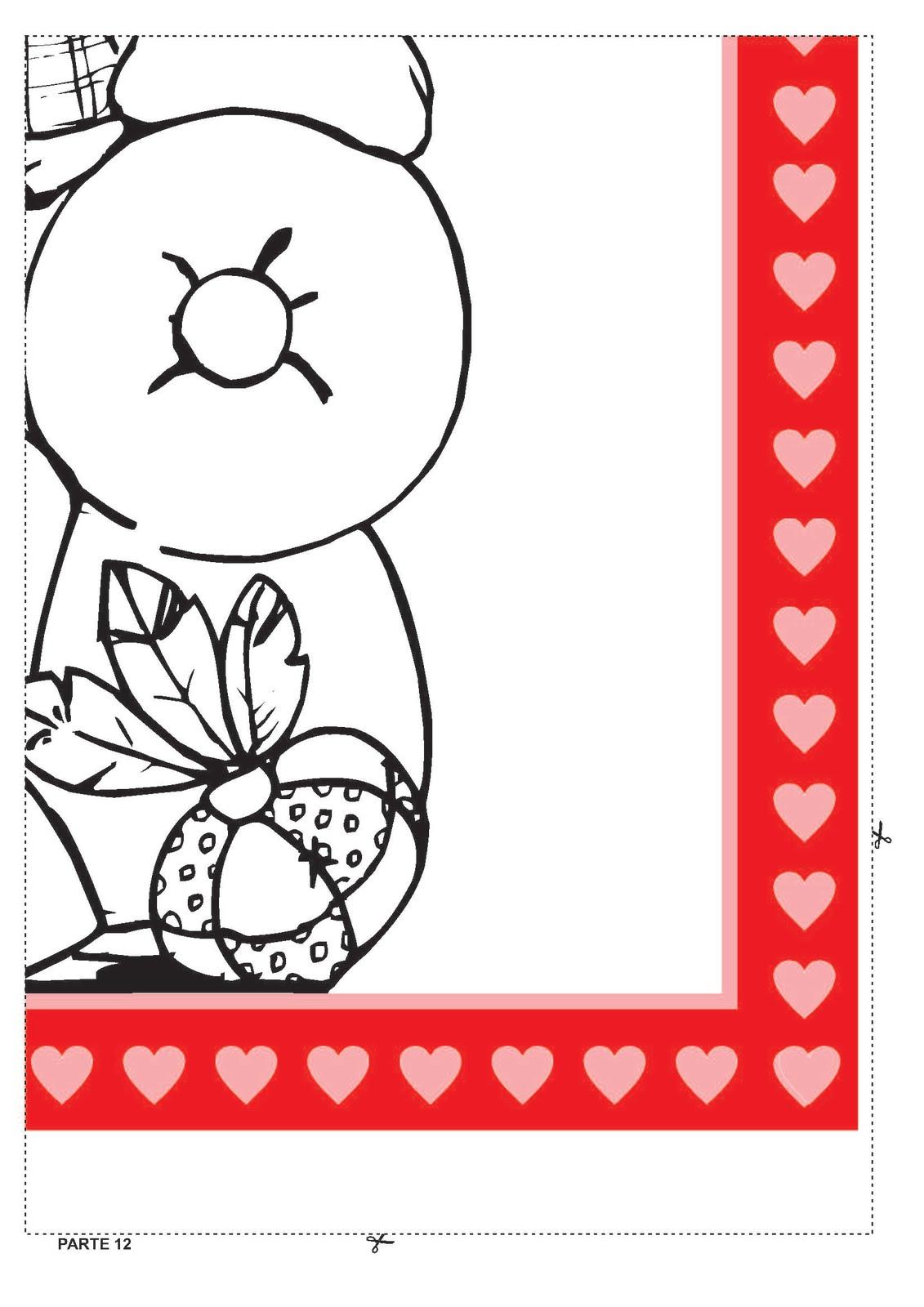 Educar com amor faz a diferen a painel para o dia das for Bordas para mural