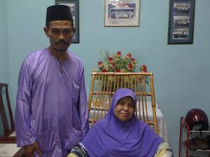 * أمي و أبي *