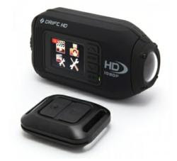 Drift HD Helmet Camera With Wireless Remote