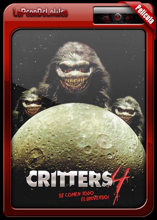Tetralogía: Critters (Clásicos) [BrRip-720p-Dual-Mega]