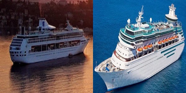 Royal Caribbean Cruise Ships