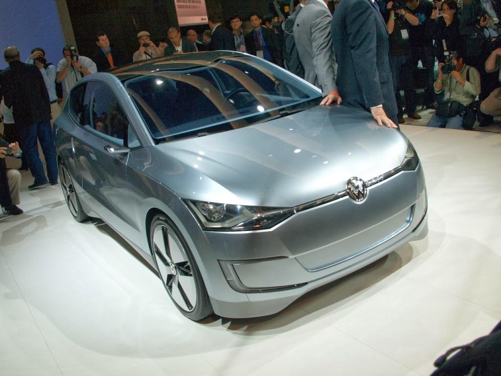 2014 Volkswagen Up 2WD Car Wallpaper