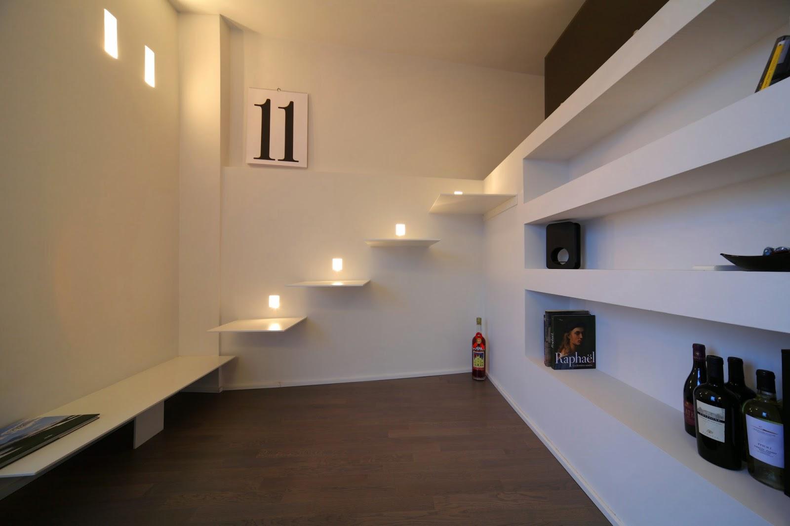 Scale una soluzione per collegare pi livelli - Illuminazione design low cost ...