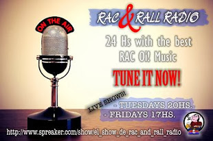 Rac & rall radio on line