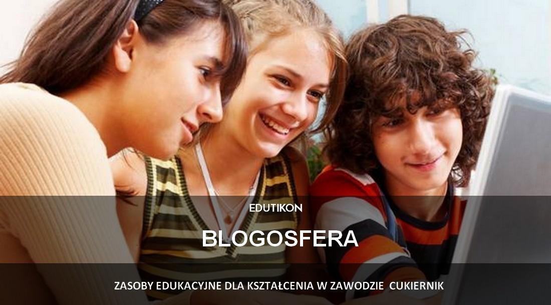 EDUTIKON - blogosfera: Cukiernik