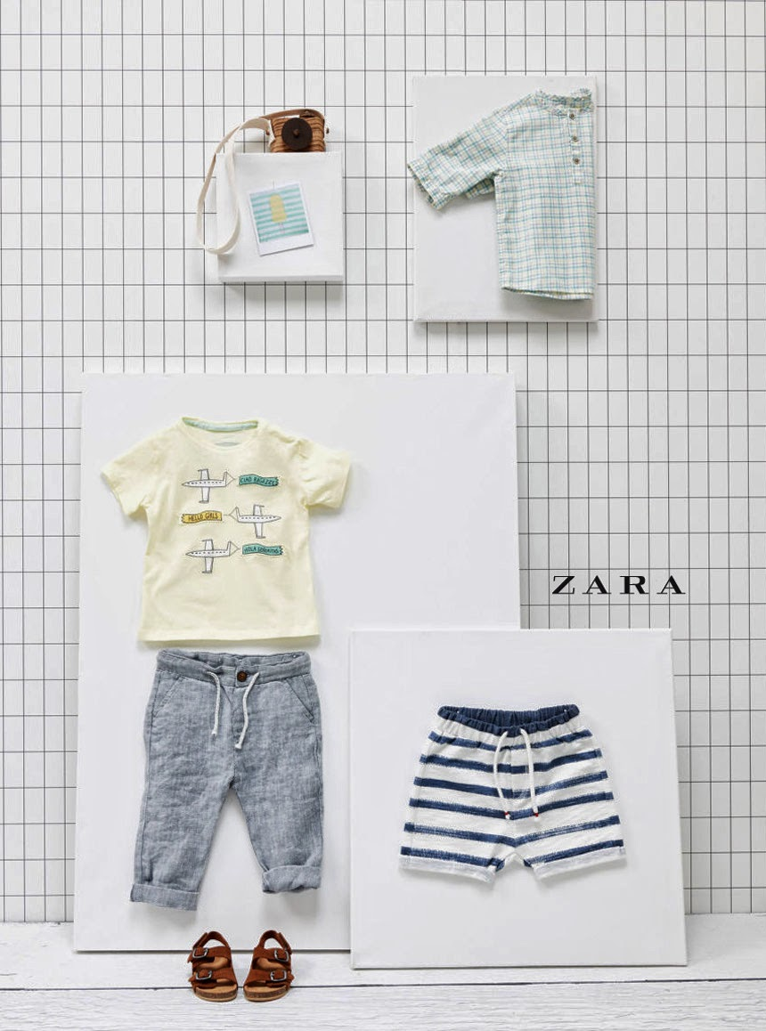 Zara Kids Mayo'14