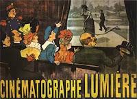First Movie Poster Ever - Louis Lumiere's L'arroseur Arrosé from 1895
