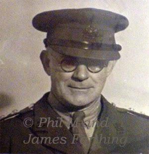 Major Eric Sykes