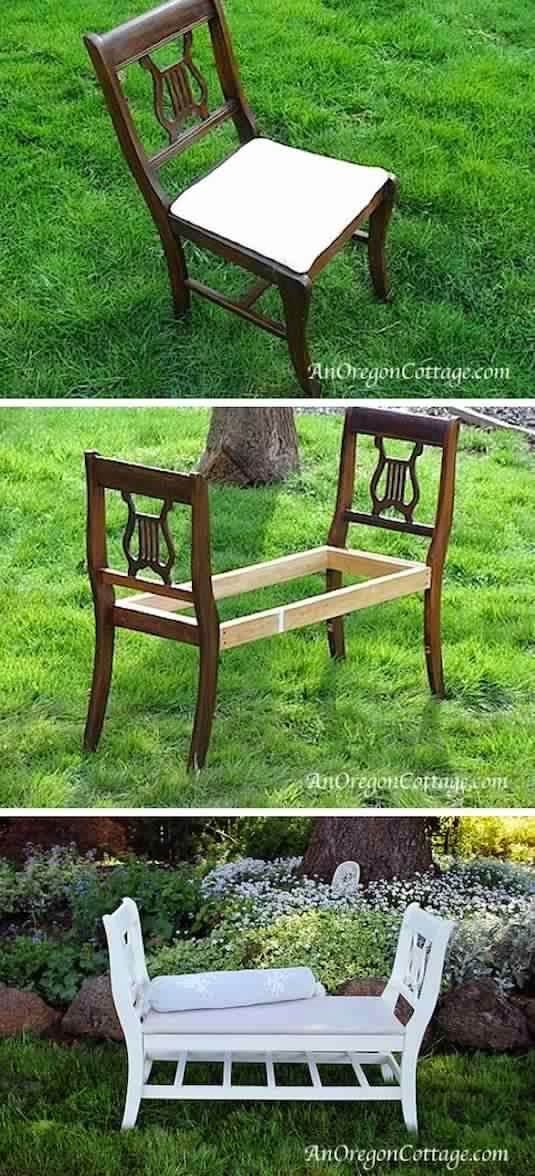 20 Creative DIY Furniture Hacks