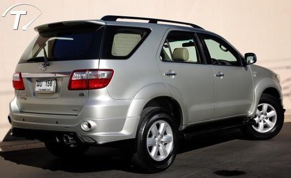 2009 JAN Toyota Fortuner 3.0V 4WD 5AT for Kenya to Mombasa ...