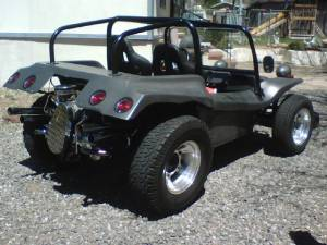Meyers MANX 1969 Dune Buggy with a 2,235 cc motor and turbo $6,900