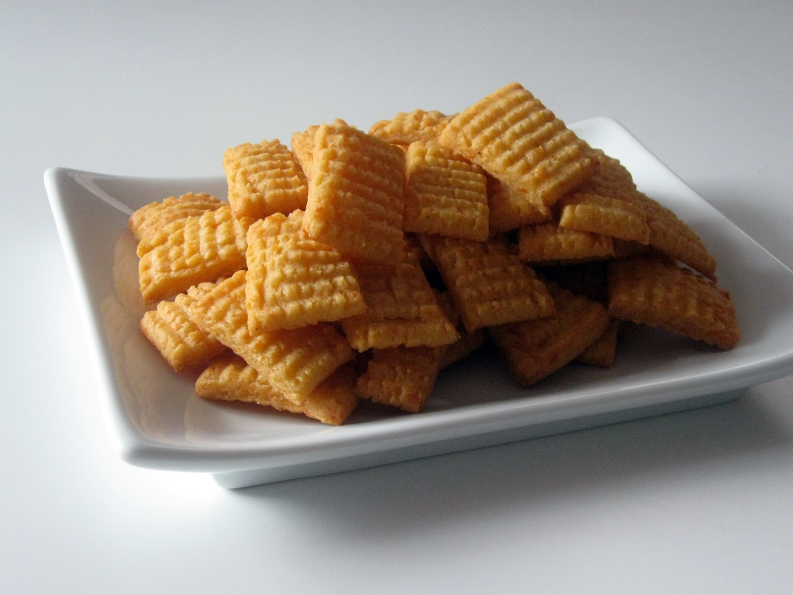 Cheese straws taste best fresh, but can be kept in an airtight ...