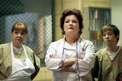Orange is the New Black Head Bitch in Charge, Red, funny Kate Mulgrew