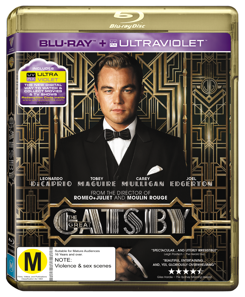 Amazon.com: Great Gatsby, The (1974) (BD) [Blu-ray]: Various ...