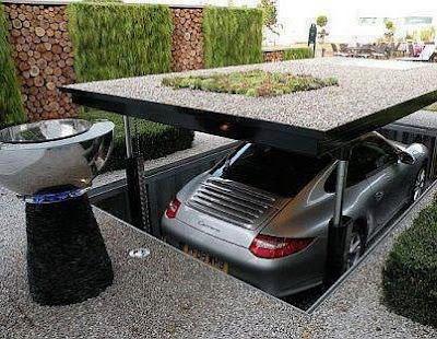 garage secreto
