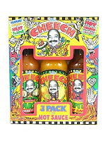 Cheech Hot Sauce Gift Box