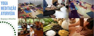 Yoga - Meditação - Ayurveda
