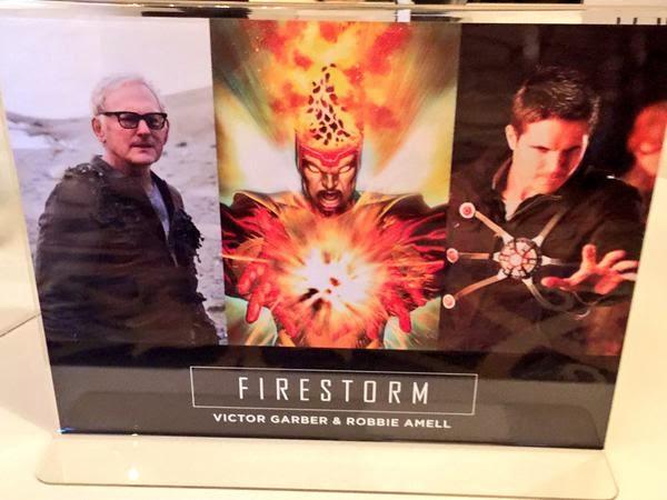 Identidad de Firestorm enThe Flash