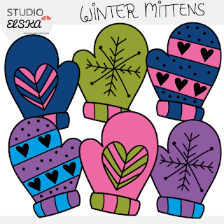 https://www.teacherspayteachers.com/Product/Winter-Mittens-Clipart-Studio-Elska-2281610