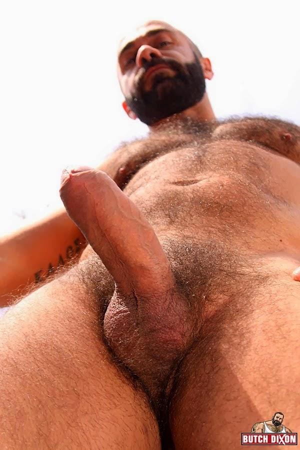 Victor: barbudo tesudão
