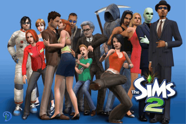 sims 2 holiday party pack download
