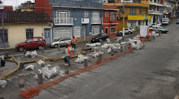 """Rescata """"Camina Xalapa"""" espacio para peatones en Hidalgo y Basurto"""