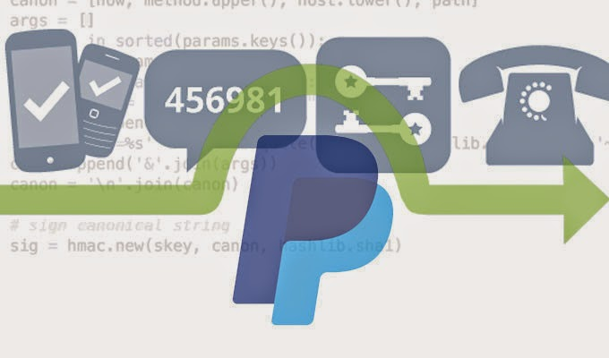 PayPal's Two-Factor Authentication, PayPal security bypassed, paypal hacked