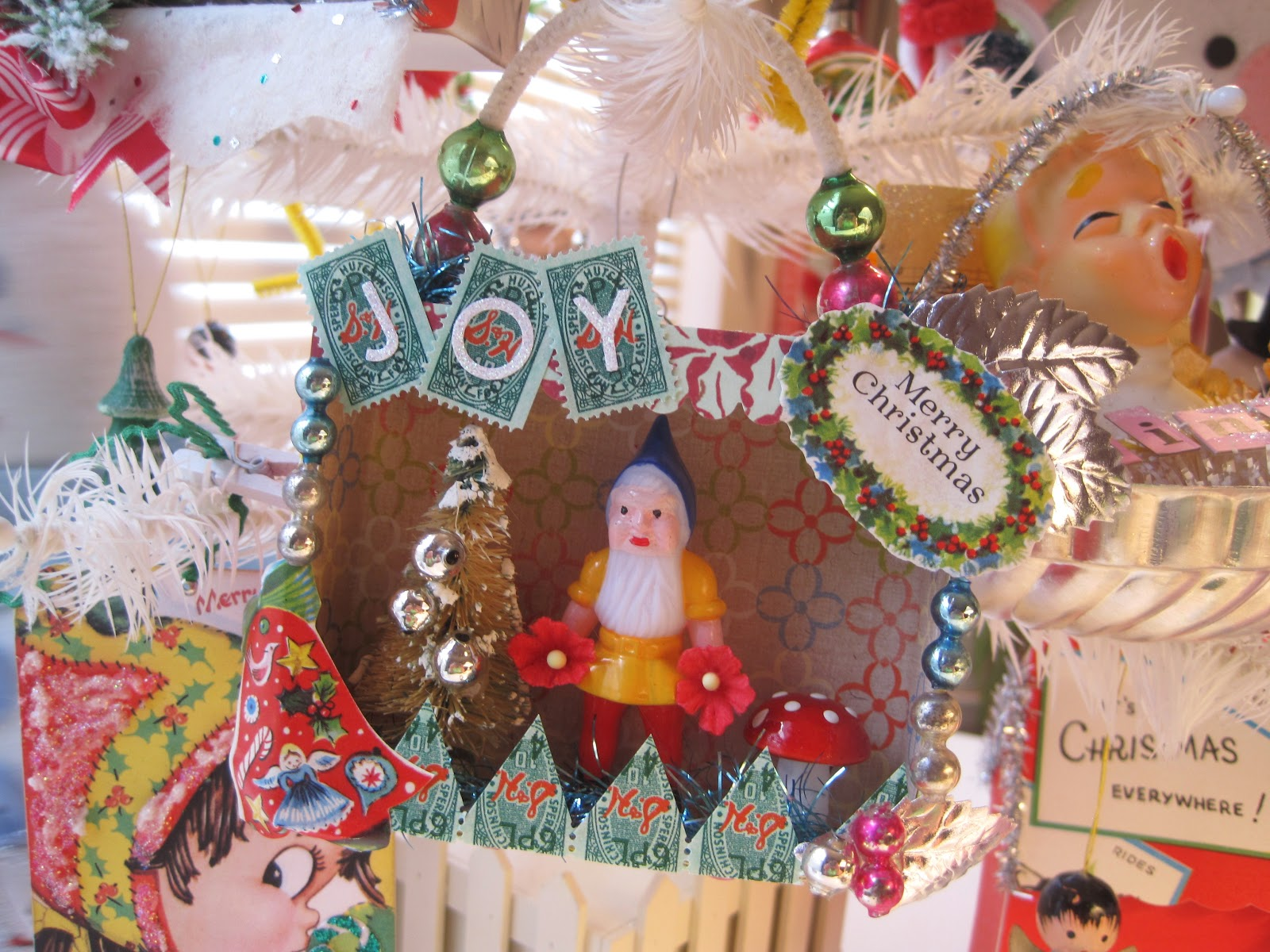 Creative Breathing Whitman Ornaments In The Mail