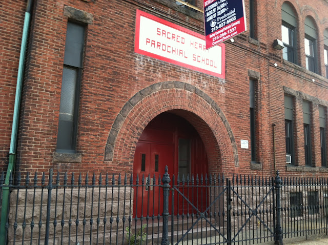 Sacred Heart school in Pennsport goes on the market