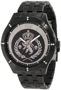 Rhino by Marc Ecko Men's E8M035MV Bold Graphic Detailed Watch