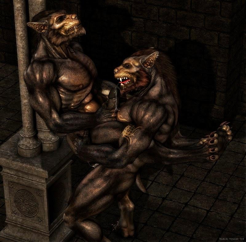 werewolf gay xxx fuck draw