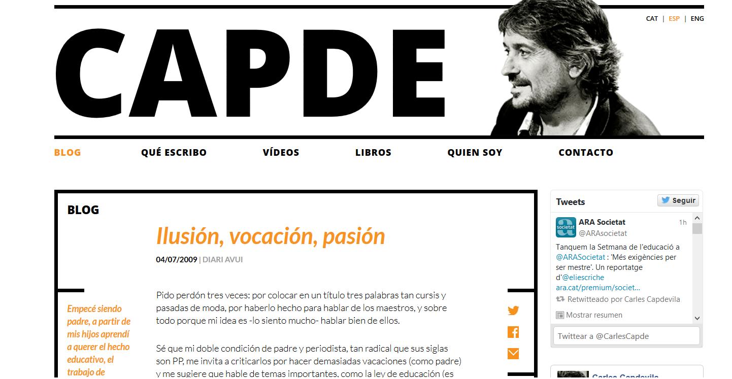 http://www.carlescapdevila.com/es/il%C2%B7lusio-vocacio-passio/