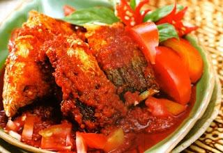 Resep Pindang Tongkol Bumbu Merah Masakan Tradisional