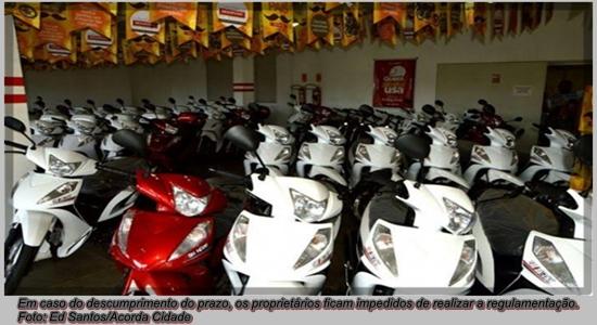 Os proprietários de veículos ciclomotores, conhecidos como cinquentinhas, comercializados antes do dia 31 de julho de 2015, terão um prazo de dois anos para realizar o licenciamento e Registro Nacional de Veículos Automotores (Renavan).