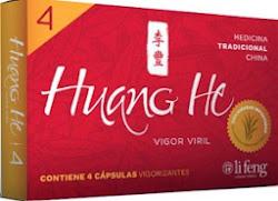 estimulante sexual Huang He  32.00 € IVA incluido. (4 capsulas.)