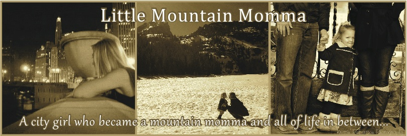 Little Mountain Momma