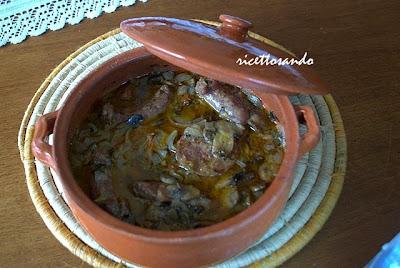 Cotechini con funghi ricetta tradizionale