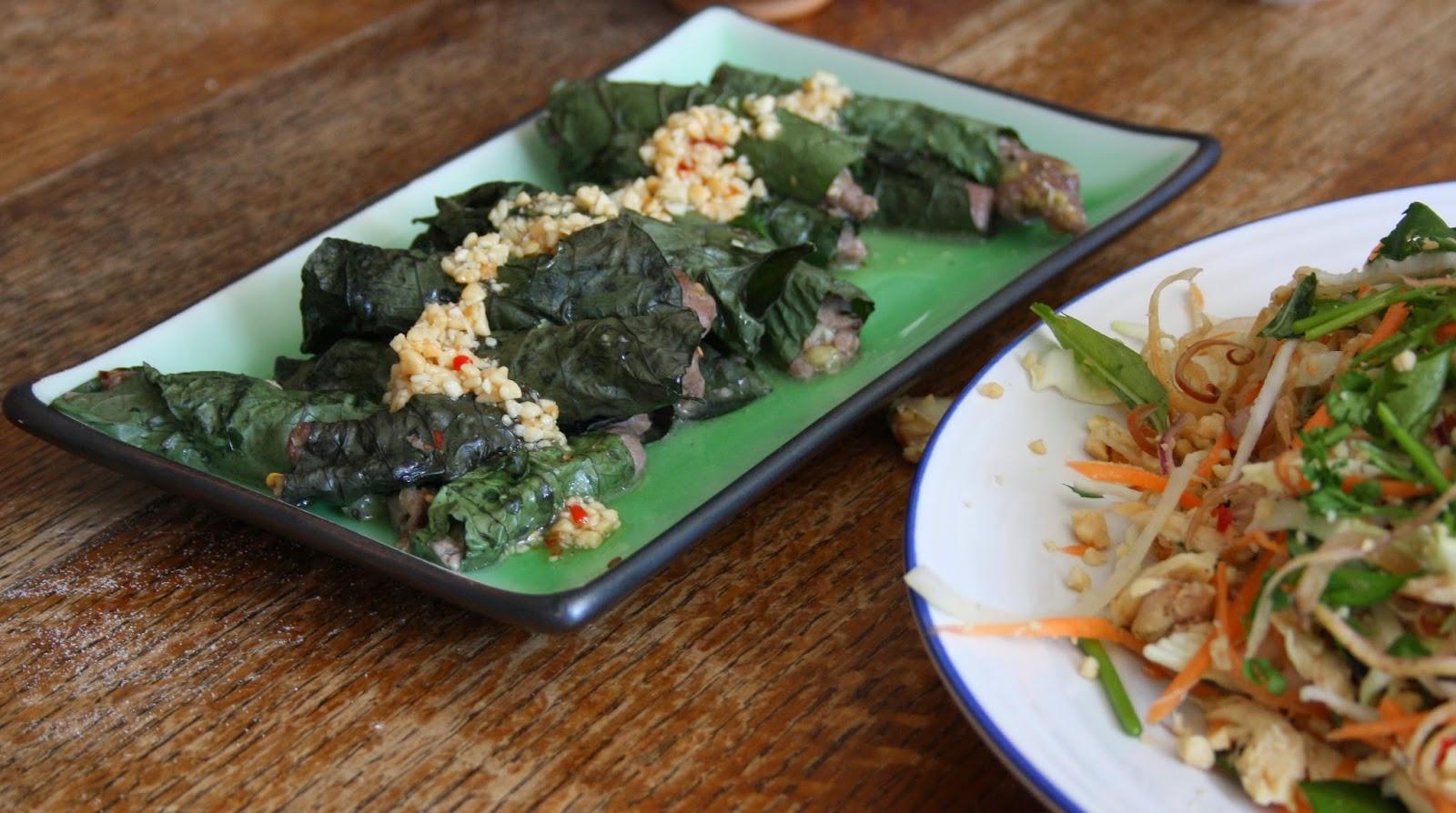 wanton flavours: UYEN LUU'S VIETNAMESE COOKING CLASS