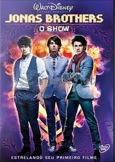Jonas Brothers 3D: O Show DVDRip Legendado