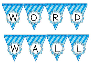 They Are Not To Big Because My Word Wall Space Is Barely Enough For The Words So If You Would Like Use These Just Click On Picture