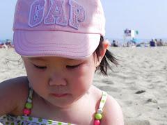 Noémie 2 ans 8 mois - Old Orchard Beach